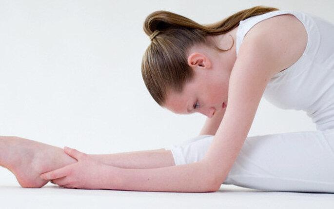 Una rutina de ejercicios en tu casa también es efectiva