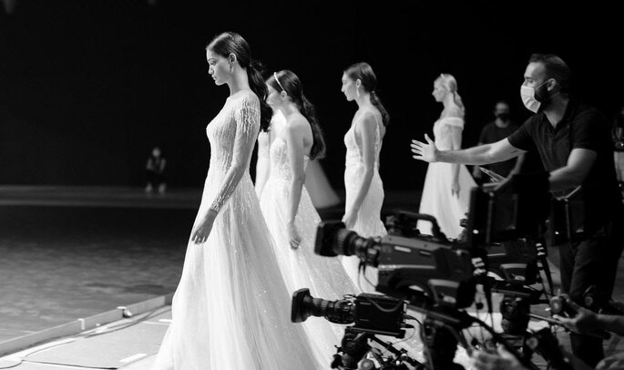 Barcelona Bridal fashion week 2021
