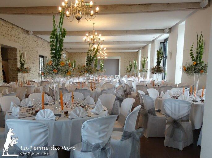 La Ferme du Parc - Lieu de Réception mariage - Essonne (91)