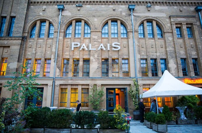 Palais Kulturbrauerei Berlin