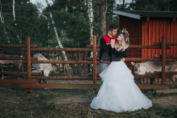 fot: Milena Jankowiak Photography / organizacja: Organizer Ślubny