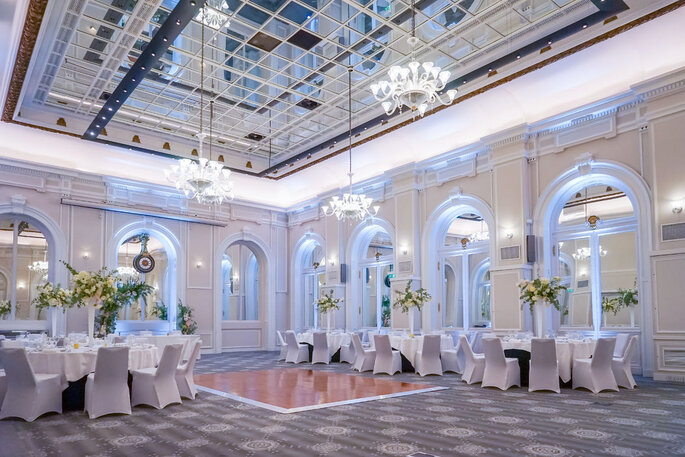 Hôtel Hilton Paris Opera - Paris - lieu de réception