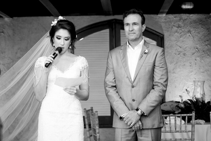 Discurso noiva