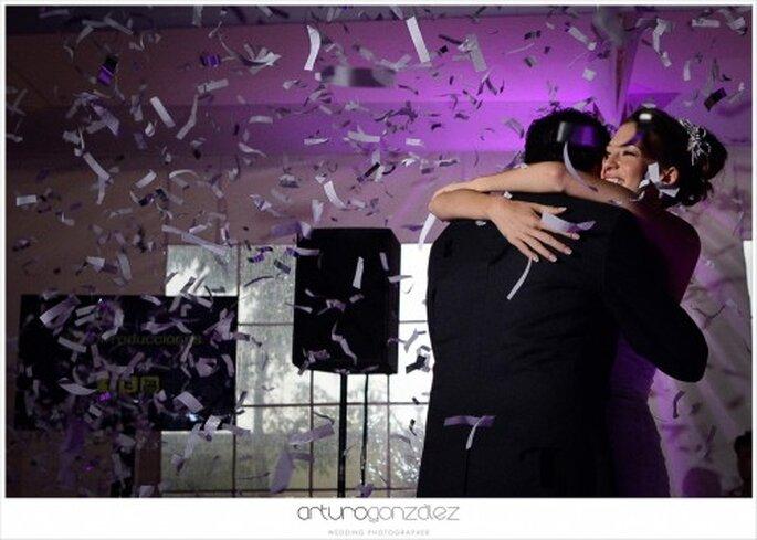 Piensa bien en todos los elementos que te gustaría tener en tu boda - Foto Arturo González
