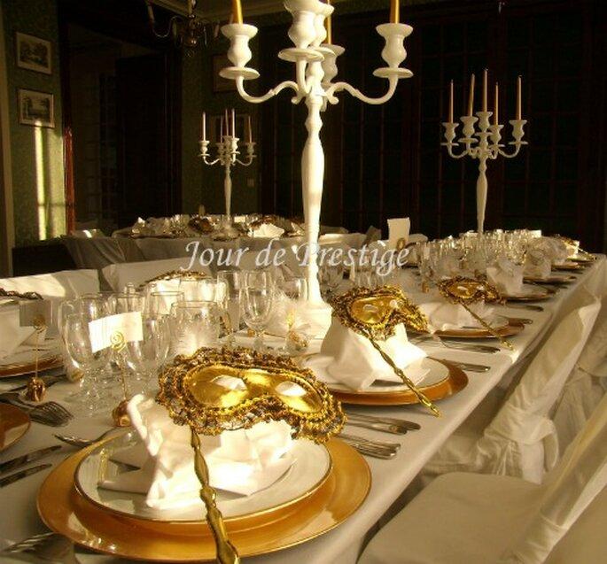 Th me de mariage venise f erique et romantique - Decoration de mariage feerique ...