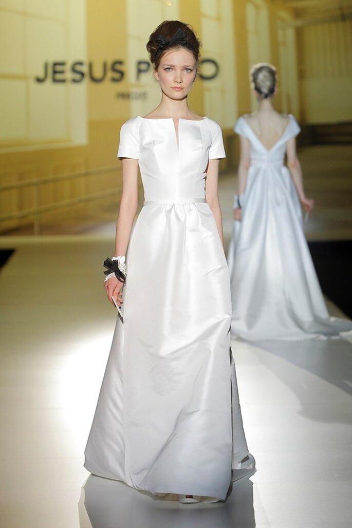 Vestidos de novia primavera 2014 - Foto Jesús Peiró