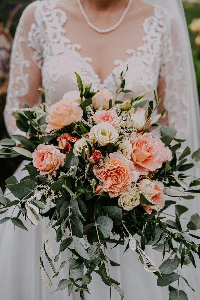 Kiehl Wedding Hochzeitsplanung Brautstrauß