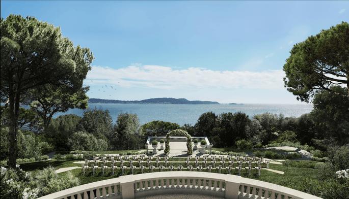 Castel Bay - Lieu de réception pour votre mariage - Hyères