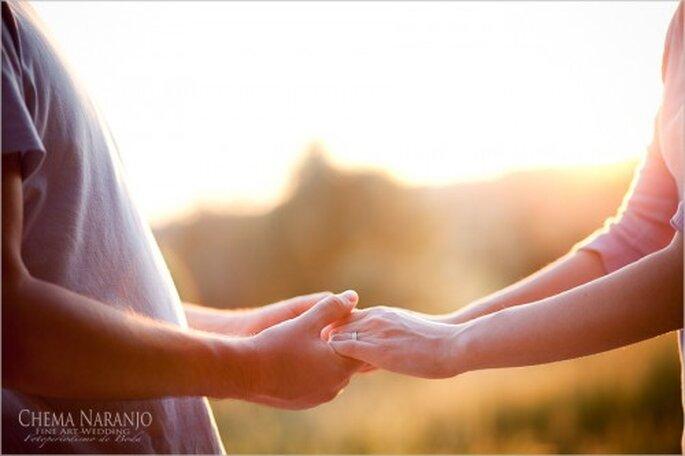 Organizar la boda en pareja. Foto Chema Naranjo