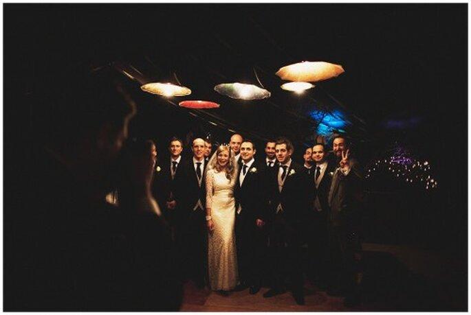 Comparte las fotos de una boda en Internet y redes sociales - Foto Roberto & Maria