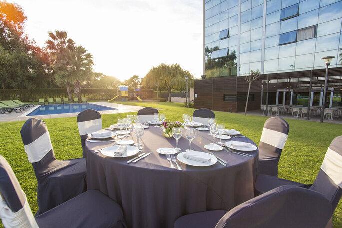 HOTEL SB BCN EVENTS hotel bodas Barcelona