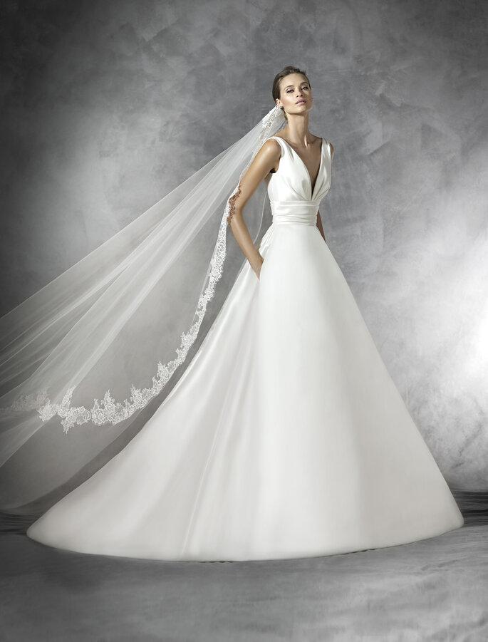 Prenez rendez-vous pour essayer cette robe de mariée