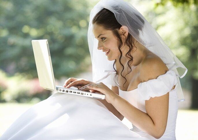 Laptop Bride