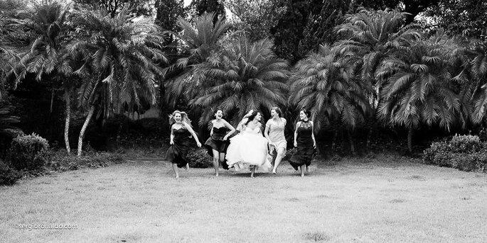 Ensaio madrinhas de casamento