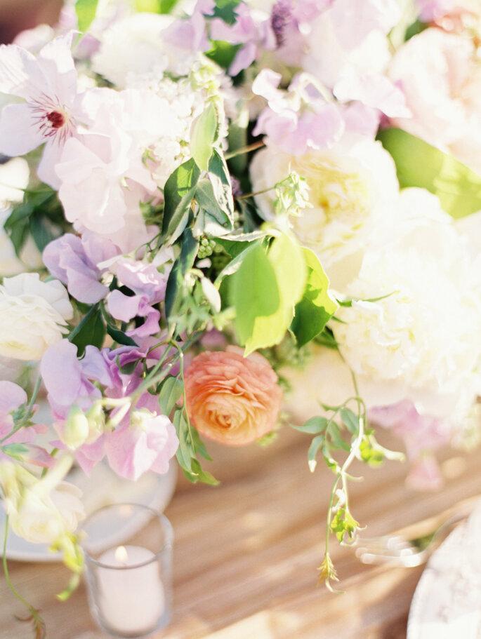 decoración en tonos pastel - Erich McVey Photography