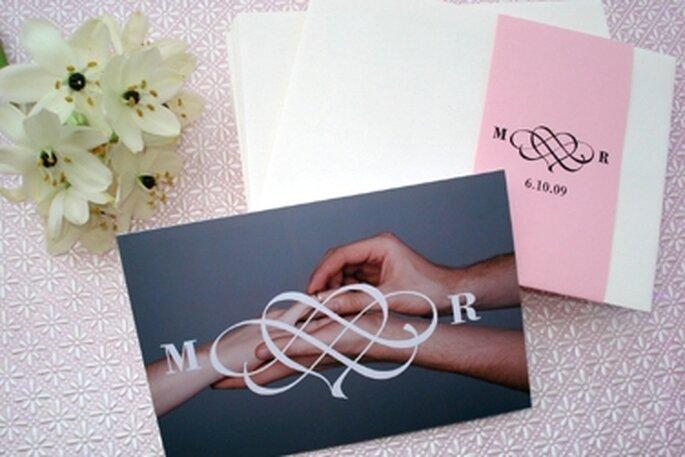 Convites de Casamento Fáceis de Fazer - Blog Happy Hour