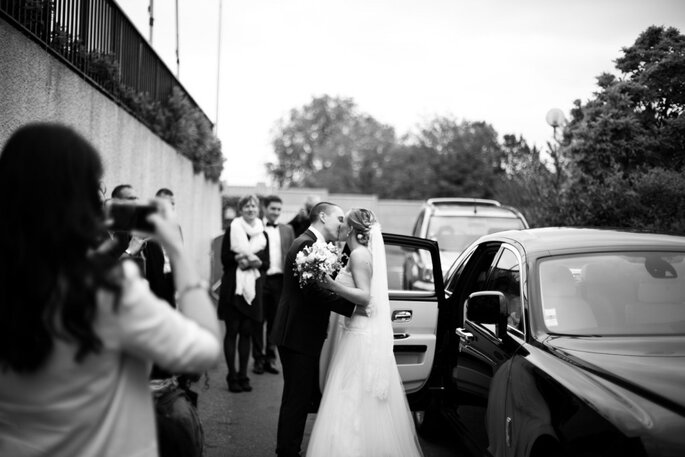 2- rencontre mariés - mariage paris