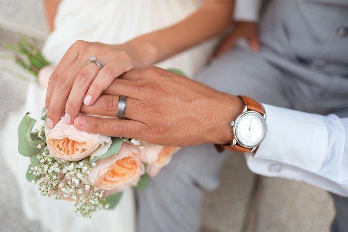 Manicura para caballeros - Cuidado de manos para novio