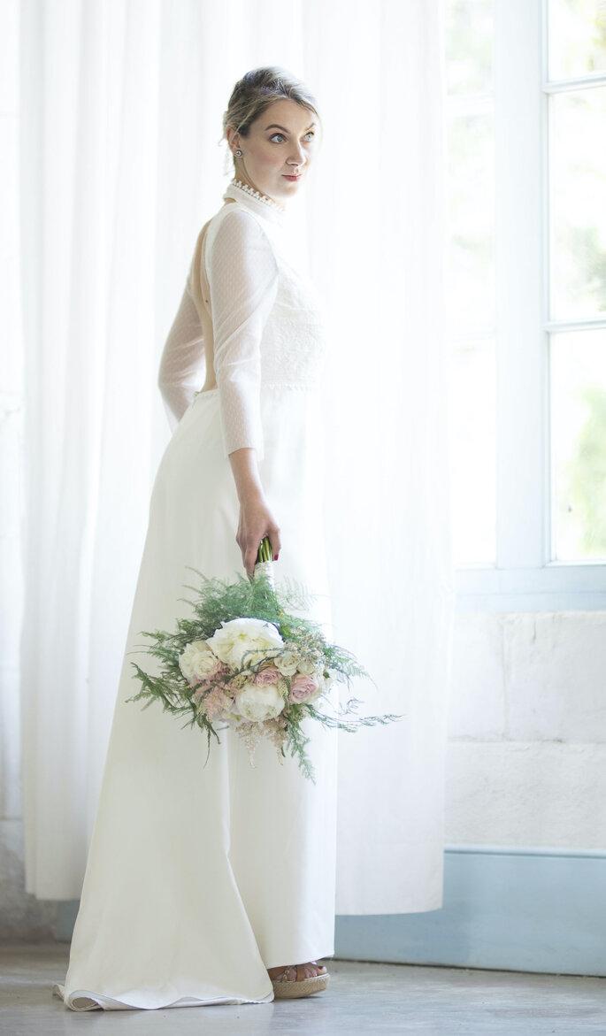 Un Soupçon d'Émilie - Créatrice de robe de mariée - Maine-et-Loire (49)