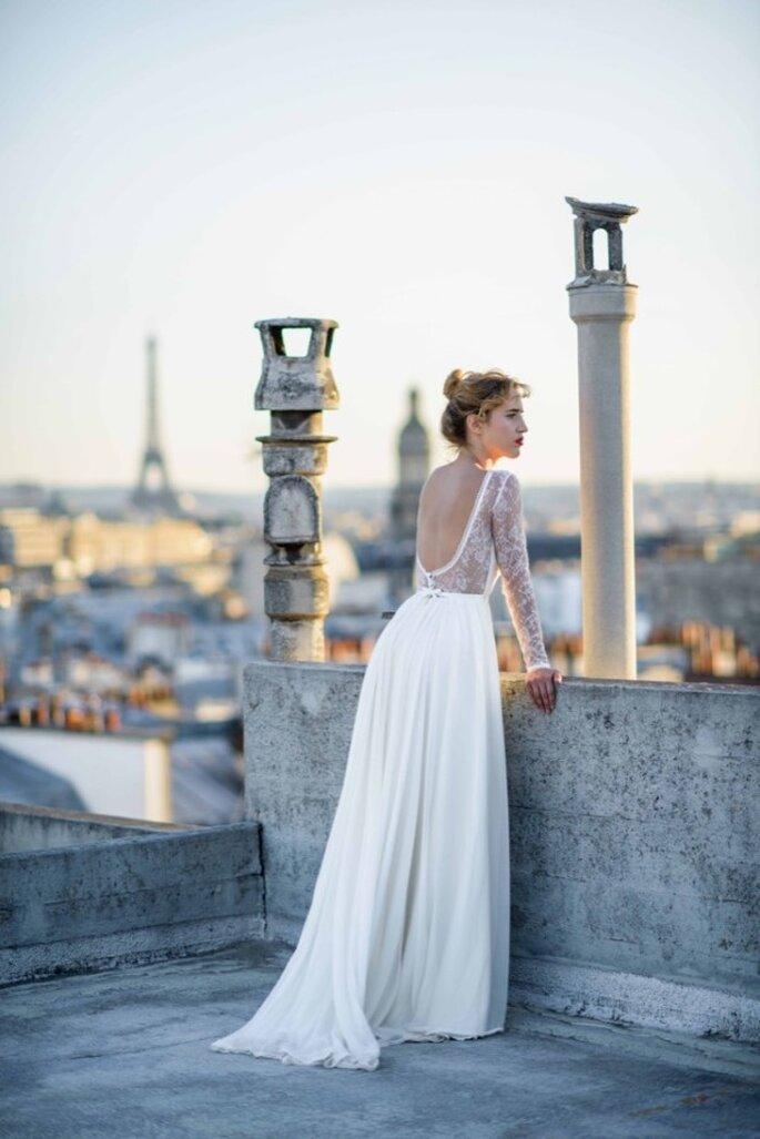 3- Wedding-designer-Paris- france-romantic-Mademoiselle de Guise