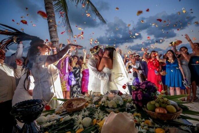 #MartesDeBodas: Todo sobre ceremonias espirituales - Foto Rodrigo del Río