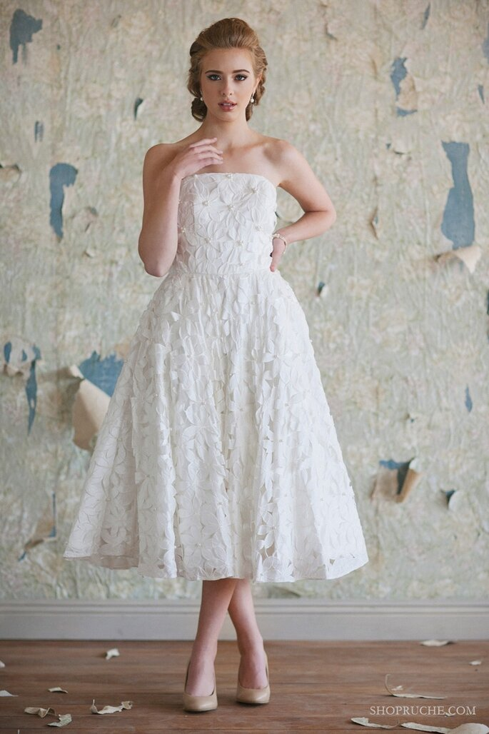 Stephanie Williams for Ruche Bridal