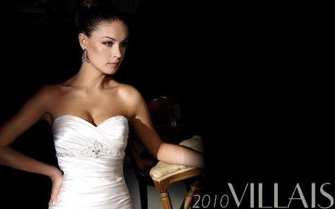Colección de vestidos de novia Villais 2010