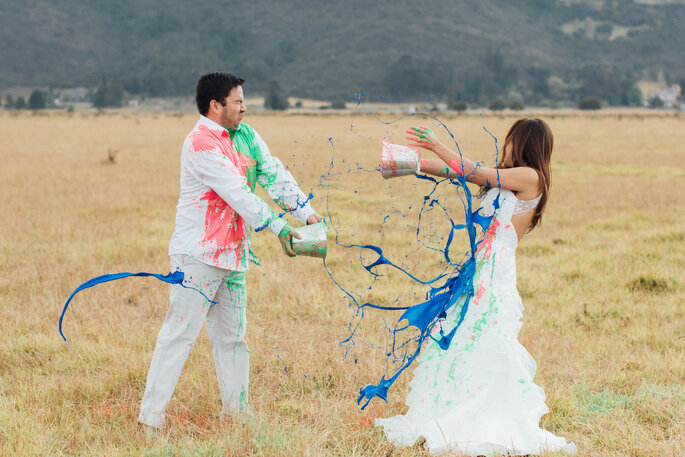 Razones por las que deberías realizarte un estudio fotográfico para el primer aniversario de boda