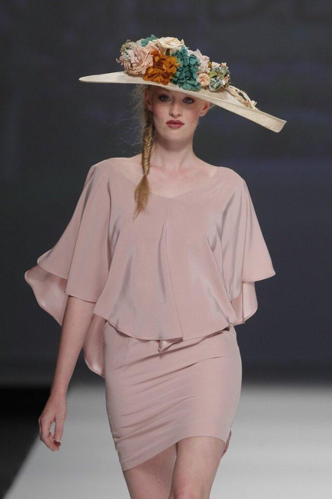 Turbantes y sombreros para presumir tu estilo en 2015 - Foto Matilde Cano