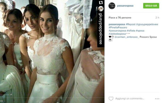 Foto via Instagram.com/passarosposa