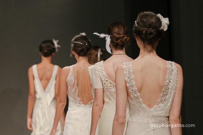 CasaModa Noivas 2013 - Linha Marriage Emannuelle Junqueira. Foto: Wilian Olivato
