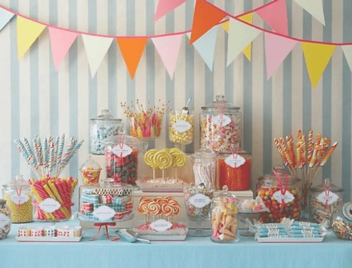 Decoración e Ideas para mi hogar: Lindas mesas decoradas para baby ...