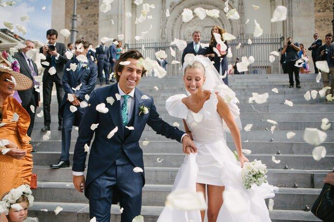Historia de la cancion vestida de novia