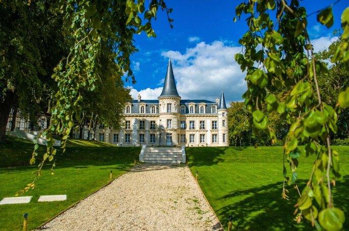 Château d'Hardricourt - Lieu de Réception- Yvelines (78)
