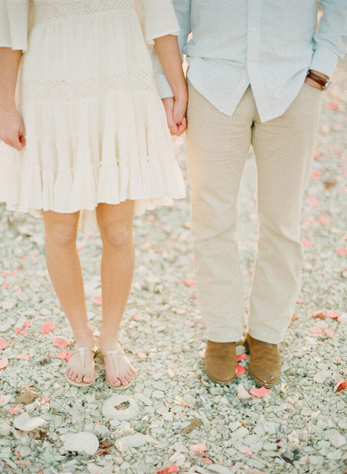 Las 5 cosas que debes saber al comprometerte - Foto Cassidy Carson