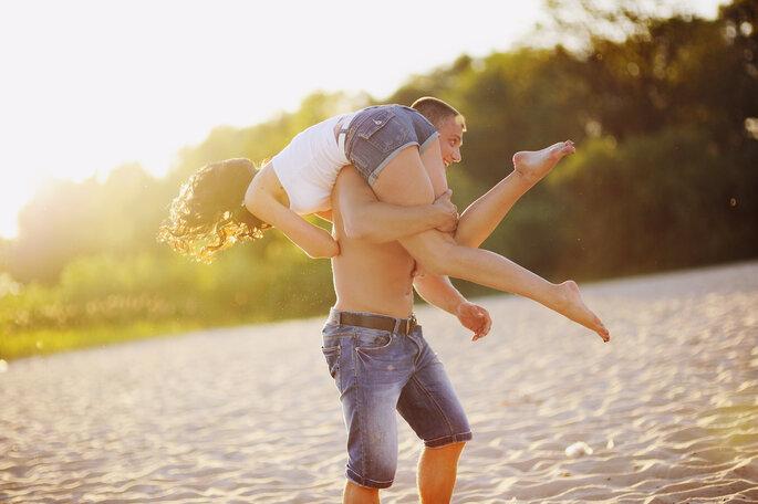 Mejores wedding planners pareja playa
