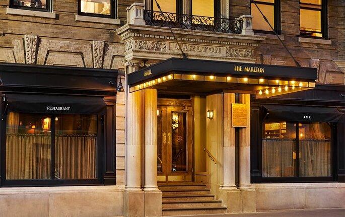 Hotel w Nowym Jorku