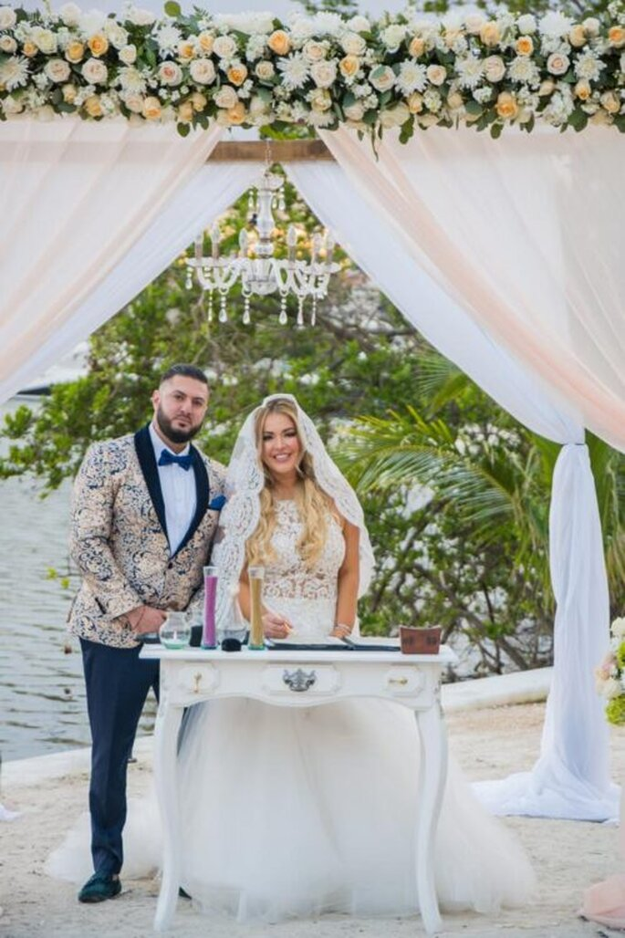 Cuteweddings Cancún wedding planner Cancún