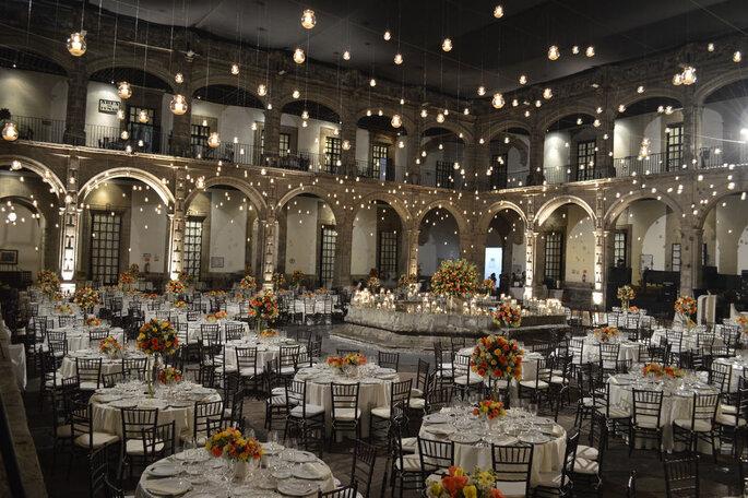 Hada Martens banquetes boda Ciudad de México