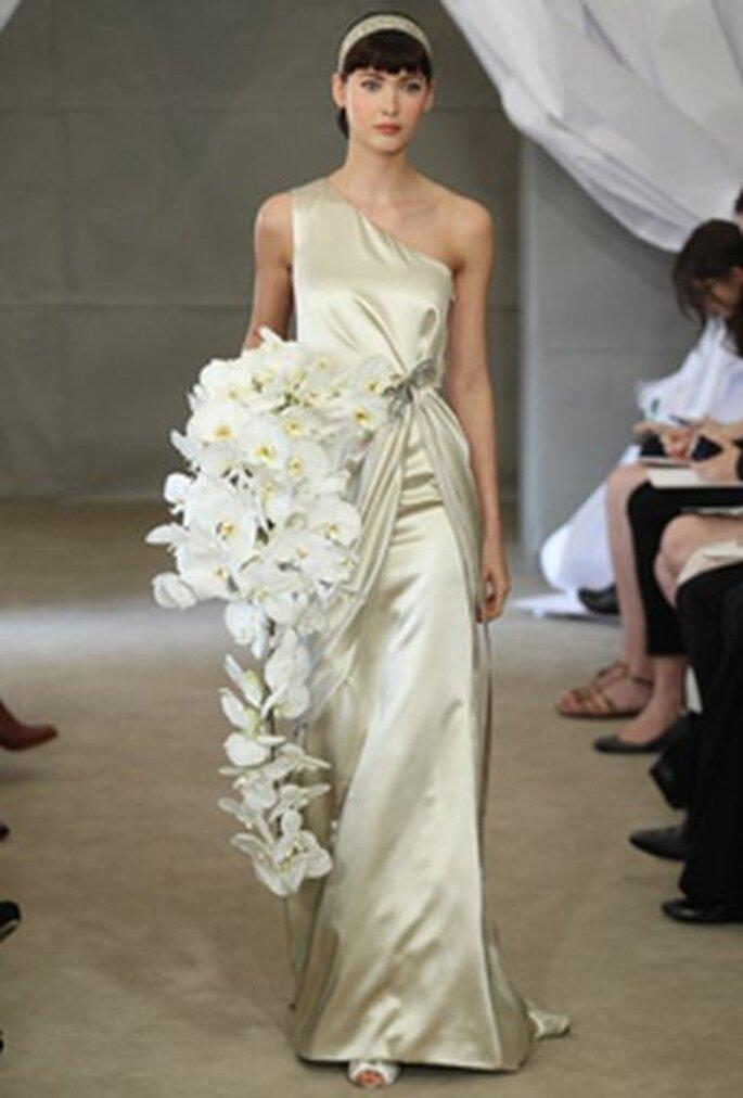 Wäre dieses Brautkleid nicht etwas für Sie? -  traumhaftes Hochzeitskleid von Carolina Herrera