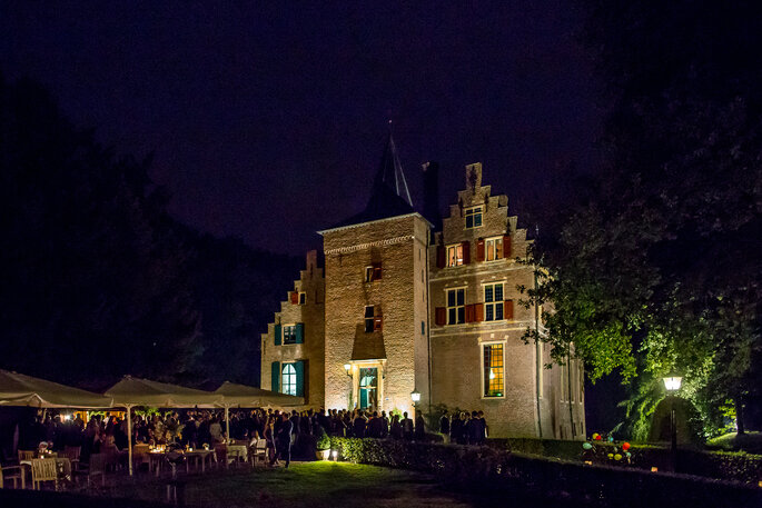 Peter van der Lingen fine art weddings | bruidsfotografie Kasteel Wijenburg-74
