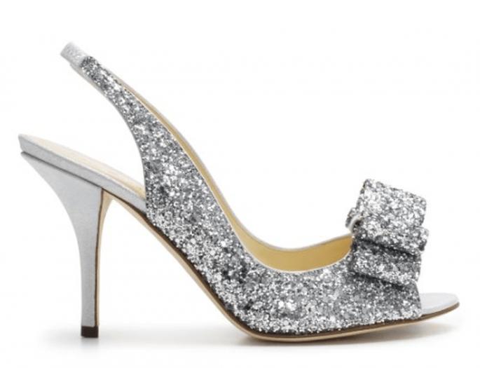 Elige un tono plateado para incrementar el glamour - Foto Kate Spade