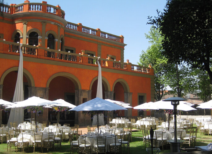 Ex Hacienda de Enmedio