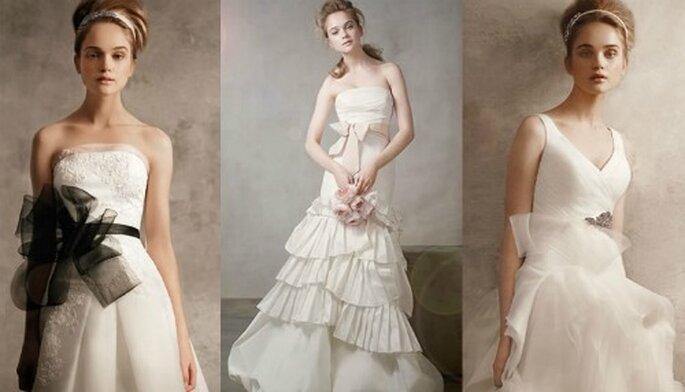 4 white by Vera Wang for David's Bridal