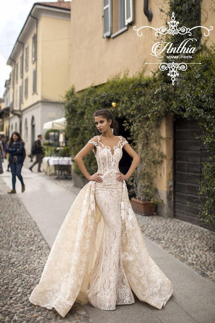 Anthía Atelier tienda novias Lima