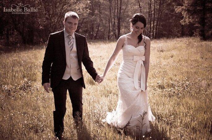 Mariage dans la région Limousin - © Isabelle Ballié Photographie