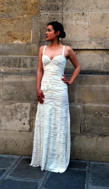 Robe de mariée Vogue longue - Jaya Concept 2012