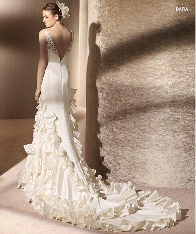 Robe de mariée Rafia - Collection Fashion - San Patrick 2012