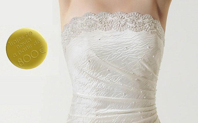Aire Collection en su colección Vintage ofrece vestidos desde 800 euros
