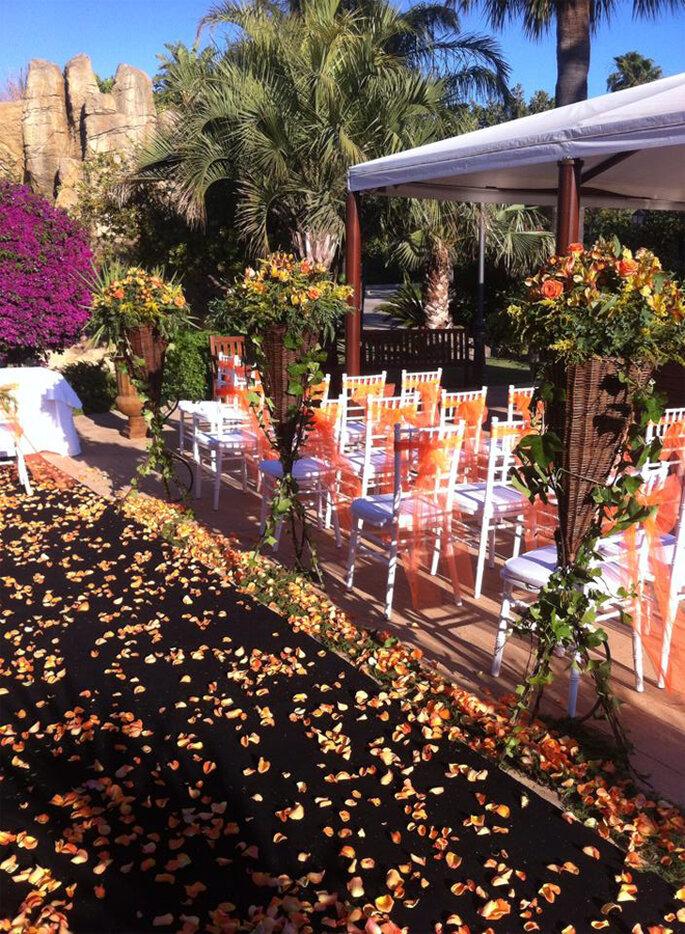 Jardines El Poblet
